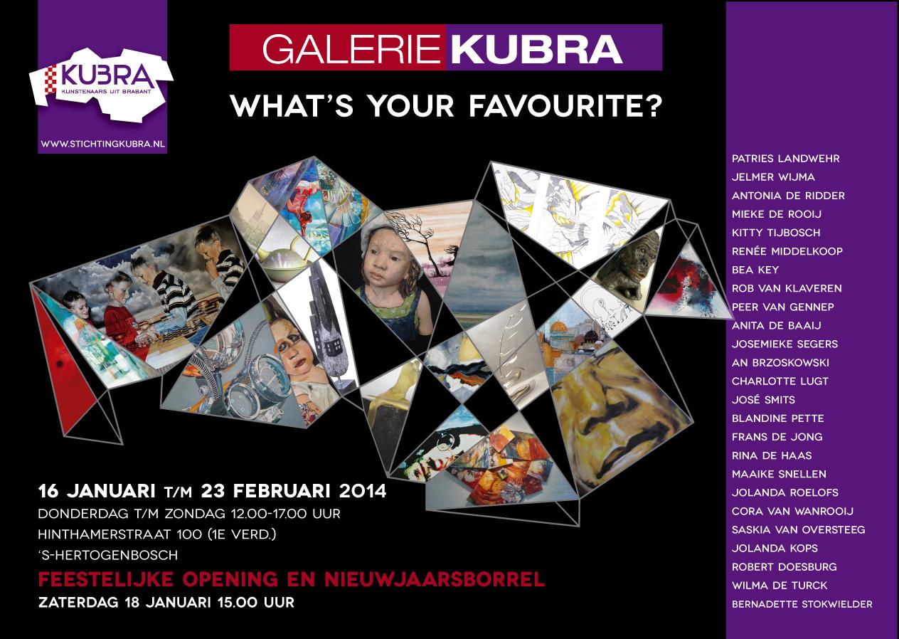 Eerdere exposities Galerie KuBra