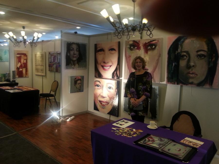 15 en 16 februari 2014 Art Fair Cuijk