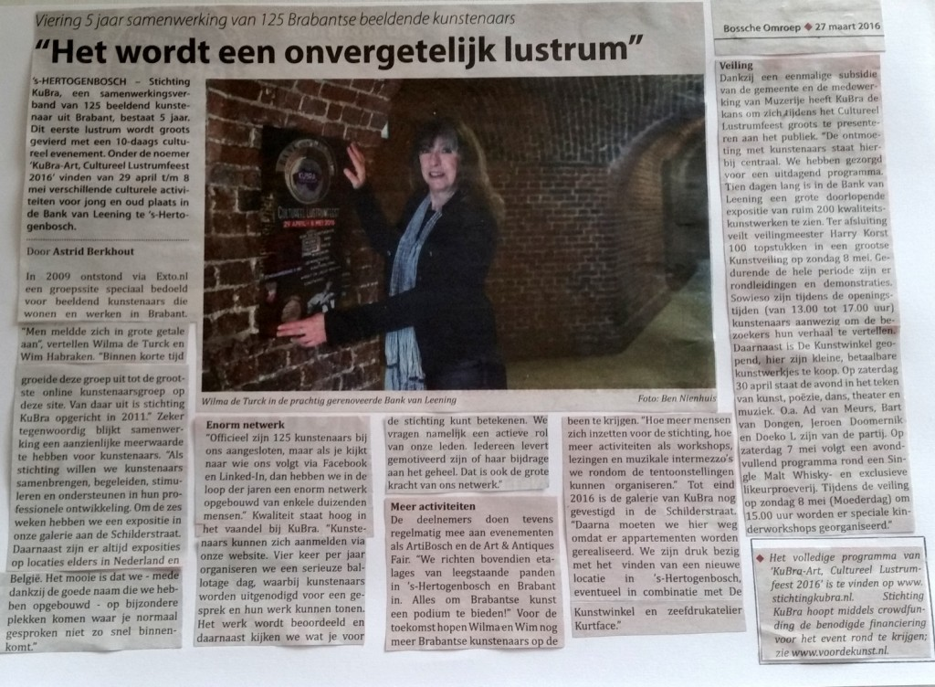 Artikel Bossche Omroep Ku-Bra Lustrumfeest 20160327 11.56.22